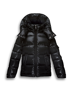 Moncler Boys Glossy Maya Puffer Jacket  Little Kid Big Kid