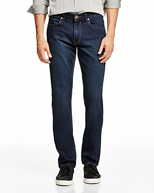Paige Federal Slim Fit Jeans in Cellar
