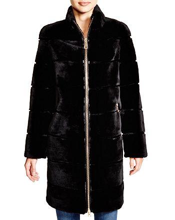 Maximilian Furs - Sheared Rabbit Coat - 100% Exclusive