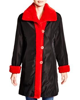 Maximilian Furs - Sheared Beaver Reversible Coat - 100% Exclusive