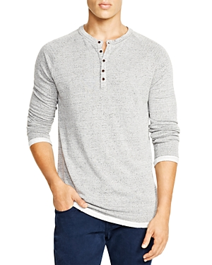 M Singer Cotton Henley