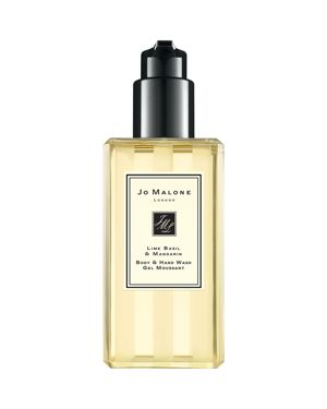 Lime Basil & Mandarin Body & Hand Wash, 250Ml - One Size, Colorless