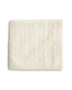 Bloomie's Infant Unisex Cable-Knit Blanket - 100% Exclusive - Bloomingdale's_0