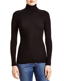 Three Dots - Ribbed Turtleneck