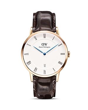 daniel wellington daniel wellington dapper york watch 38mm
