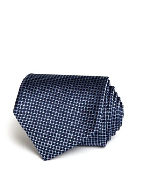 The Men's Store at Bloomingdale's - Micro Harlequin Classic Tie - 100% Exclusive