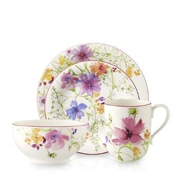 Villeroy Und Boch Mariefleur villeroy boch mariefleur dinnerware bloomingdale s