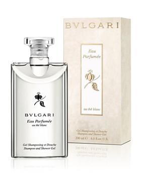 BVLGARI - Eau Parfumée au thé blanc Shampoo & Shower Gel