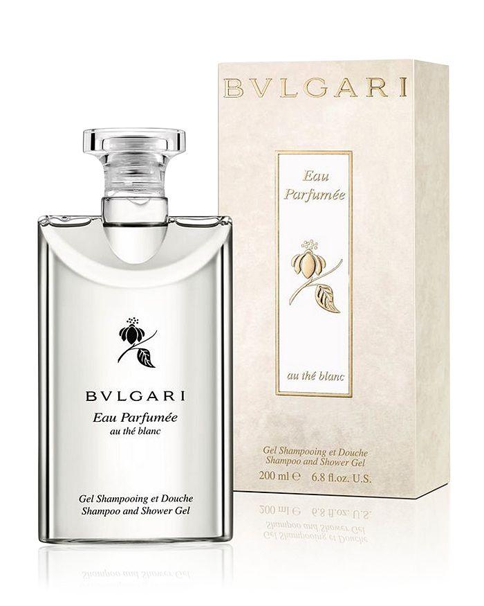 BVLGARI - Eau Parfumée au thé blanc Shampoo & Shower Gel 6.8 oz.