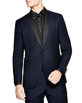 Ted Baker - Slim Fit Formal Shawl Jacket