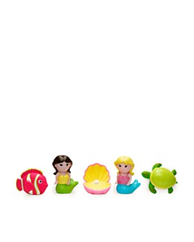 Elegant Baby - Mermaid Party Squirtie Set - Ages 6 Months+