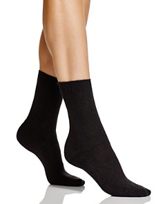 Falke Cosy Mid-Calf Socks - Bloomingdale's_0