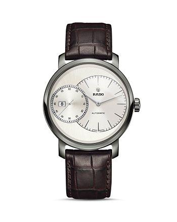 RADO - DiaMaster Automatic Watch, 43mm