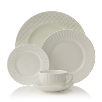 Wedgwood - Night and Day Five Piece Place Setting