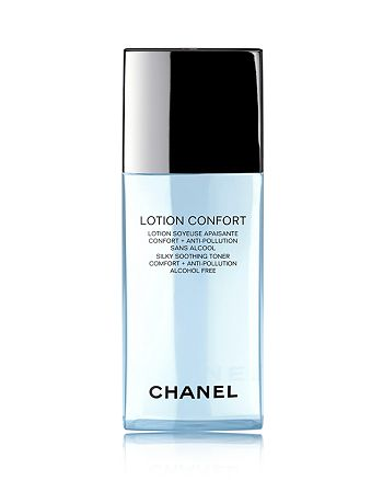 CHANEL - LOTION CONFORT Silky Soothing Toner Comfort + Anti-Pollution