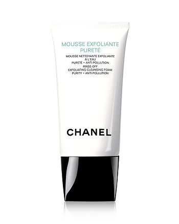 CHANEL - MOUSSE EXFOLIANTE PURETÉ Rinse-Off Exfoliating Cleansing Foam Purity + Anti-Pollution