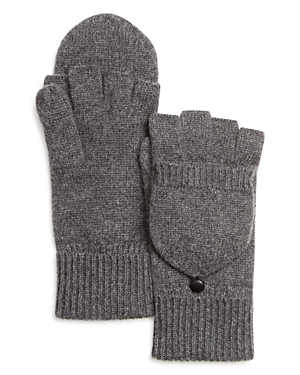 The Men's Store at Bloomingdale's Pop Top Cashmere Gloves