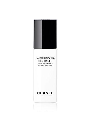 CHANEL - LA SOLUTION 10 DE  Sensitive Skin Cream 1 oz.