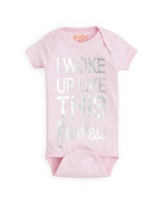 Sara Kety - Girls' Flawless Bodysuit, Baby - 100% Exclusive