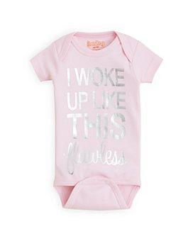 Sara Kety - Girls' Flawless Bodysuit, Baby - 100% Exclusive