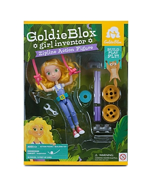 Click here for GoldieBlox Zipline Action Figure - Ages 4+ prices