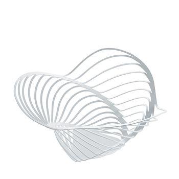 """Alessi - Adam Cornish """"Trinity"""" Citrus Basket"""