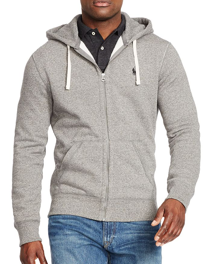 e1b91eb8ad0c3f Polo Ralph Lauren Classic Full-Zip Fleece Hoodie | Bloomingdale's