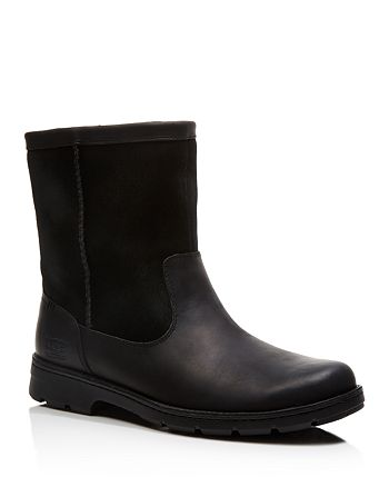 40020e1663a UGG® Australia Forester Waterproof Side Zip Boots | Bloomingdale's
