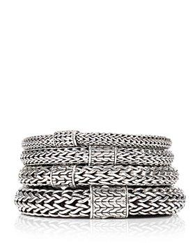 JOHN HARDY - Classic Chain Sterling Silver Bracelet