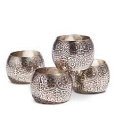 John Robshaw Rasa Napkin Ring, Set of 4 - Bloomingdale's Registry_0