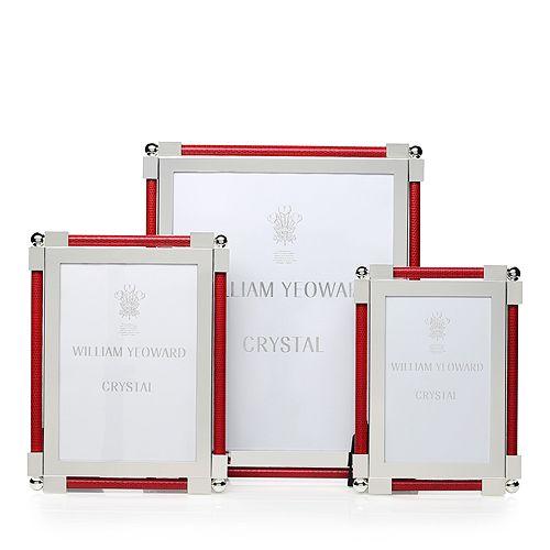 William Yeoward Crystal - Classic Color Shagreen Frames