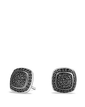 David Yurman - Albion Earrings with Black Diamonds