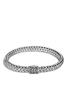 JOHN HARDY - Men's Sterling Silver Small Chain Bracelet