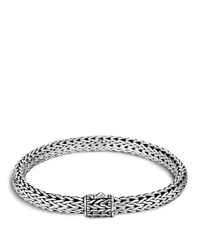 JOHN HARDY - Men's Sterling Silver Small Chain Bracelet