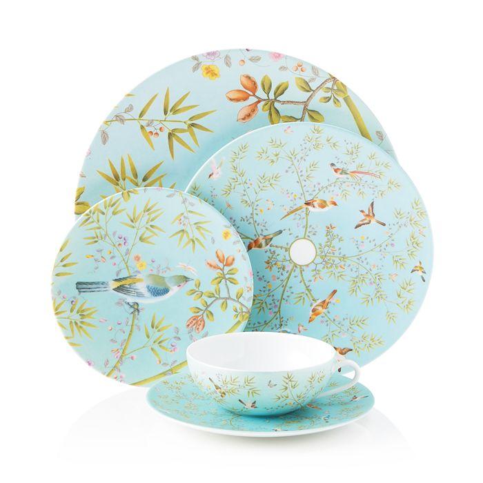 Raynaud - Paradis Dinnerware Collection