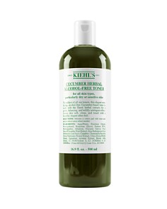 Kiehl's Since 1851 Cucumber Herbal Alcohol-Free Toner 16.9 oz. - Bloomingdale's_0