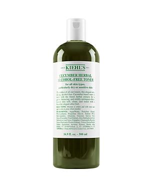 Kiehl's Since 1851 Cucumber Herbal Alcohol-Free Toner 16.9 oz.