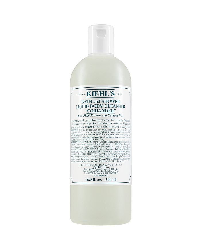 Kiehl's Since 1851 - Liquid Body Cleanser in Coriander 16 oz.