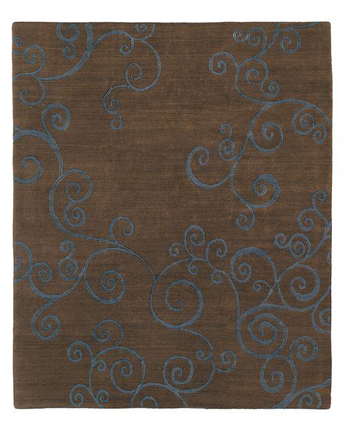 Tufenkian Artisan Carpets - Zephyr Midnight Rug Collection