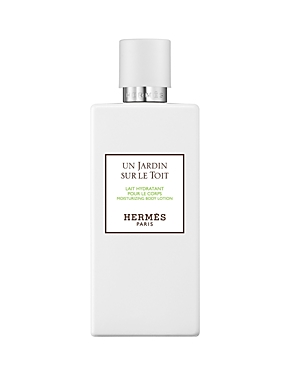 HERMES Un Jardin sur le Toit Perfumed Body Lotion, Le Bain Garden Collection at Bloomingdale's