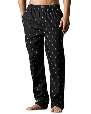 Pants Lauren Pony Sleep Polo 075338248028 Printed Upc Ralph Ivb6yYf7gm