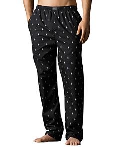Polo Ralph Lauren Pony Print Woven Pajama Pants - Bloomingdale's_0