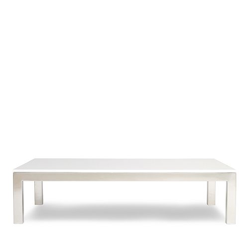 Mitchell Gold Bob Williams - Classic Parsons Small Coffee Table