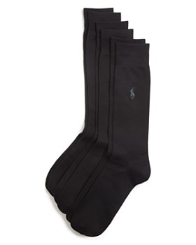 b1ed4ca2c Polo Ralph Lauren - Solid Dress Socks