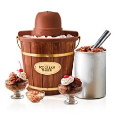Nostalgia - Wooden Ice Cream Maker