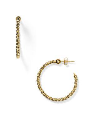 Officina Bernardi Hoop Earrings
