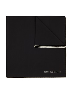 Turnbull & Asser Solid Pocket Square - Bloomingdale's_0