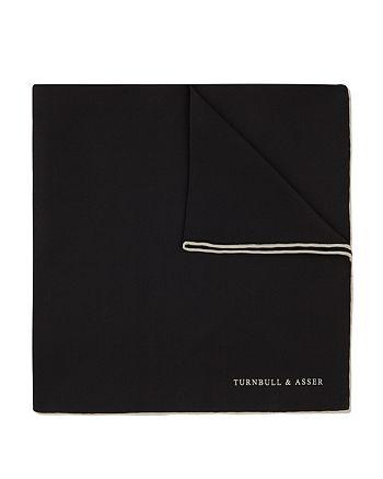 Turnbull & Asser - Solid Pocket Square