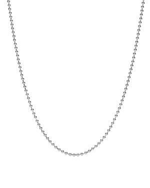 Tous Sterling Silver Chain Necklace, 32