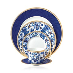 Wedgwood - Hibiscus 5-Piece Place Setting